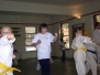 Young Aikido Students Class